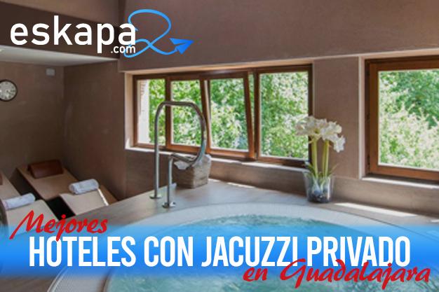 mejores hoteles con jacuzzi en la habitacion guadalajara